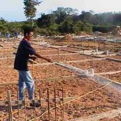 Pre-Construction Termite Treatment