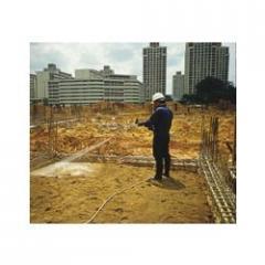 Pre Construction Anti Termite Treatment Services