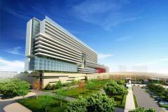 التصميم الداخلي للمستشفيات
