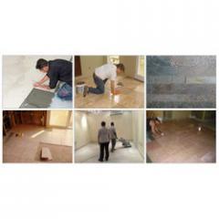 Tiles & Marble Flooring Work