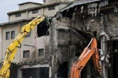 Old Building Demolishing Service