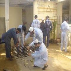 Steel Fixer Trainings