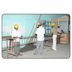 RCC Steel Fitting Training