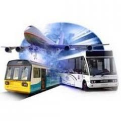 Bus & Train Booking Services