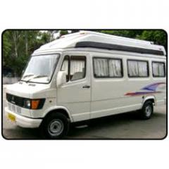 Tempo Traveler Hire Services