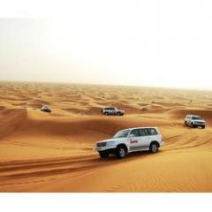 Dune Drive Safari 4x4 (Morning)
