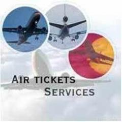 Air Ticket reservation services