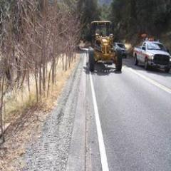 Bitumen Roads Construction