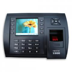 Time And Attendance Machine-S900