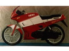 Motor Cycle Design-Hero Motors