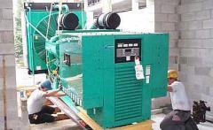 Generator Erection Service
