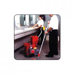 Untouch Floor Cleaning