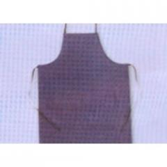 Apron made from Flame Retardant Fabrics