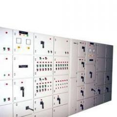 Power Panel Installation