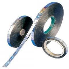 Holographic Tape Printing