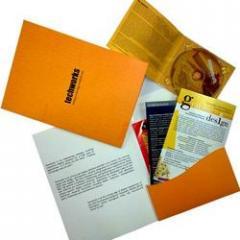 Presentation Folder & Docket Folder Printing Services