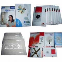 Manuals & Catalog Printing Services