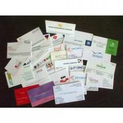Visiting Card Printing Services