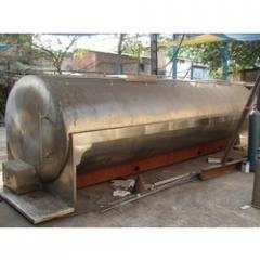 Stainless Steel Tanker Transport