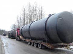 Transportation of dangerous chemicals