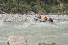 Rafting (Alaknanda)