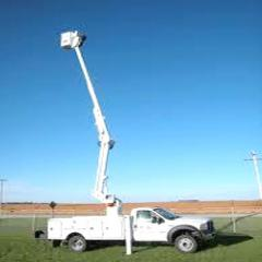 Articulated Boom On Hire Basis