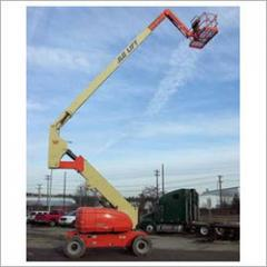 Articulated Boom Cranes On Hire Basis