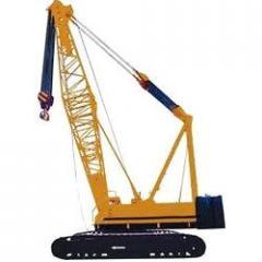 Crawler Crane On Rent Basis