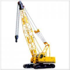 Crawler Crane Supplier