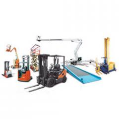 Re-Furbished Forklifts & Warehouse Equipments