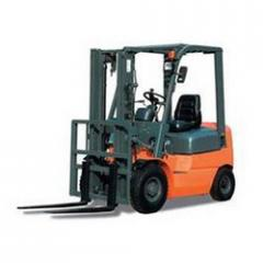 Hiring of Forklifts & Warehouse Equipments