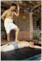 Kerala Footmassage
