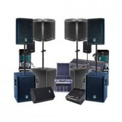 Dj Systems on RENT