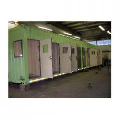 Relief Shelter Units