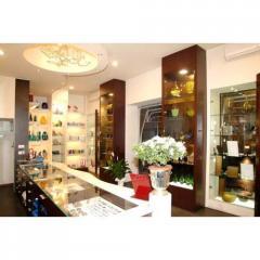Jewelery Shop Interior Design