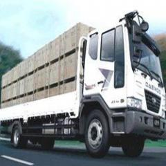 Commercial Goods Transportation Service