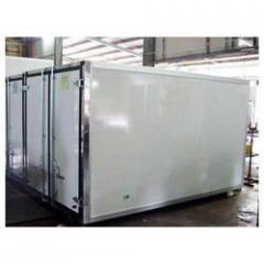 Normal Closed Body AC Containers
