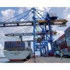 Seaport Logistics On Imports