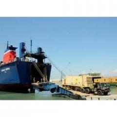 Seaport Logistics On Exports