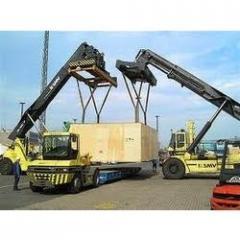 Marine Cargo Handling Services