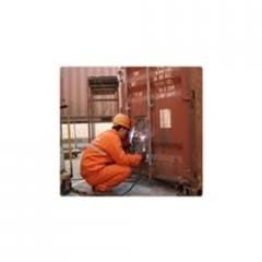 Marine Container Repair Works