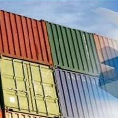Arrangement of Container