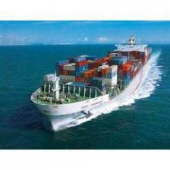 Sea Freight Forwarding