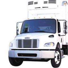 Refrigerated Truck Transportation for