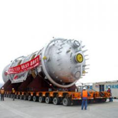 Specialist in project & heavy lift over dimensional cargo