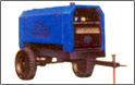 Diesel welding generators on hire