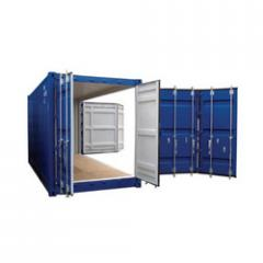 Closed and Open Body containers