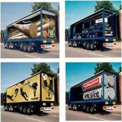 Trucks Branding