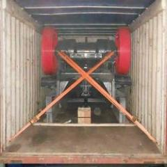 Open Top Container Lashing