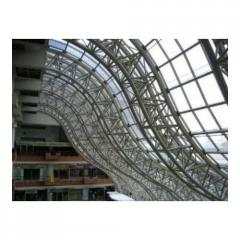 Commercial Roofing Fabricated Structures